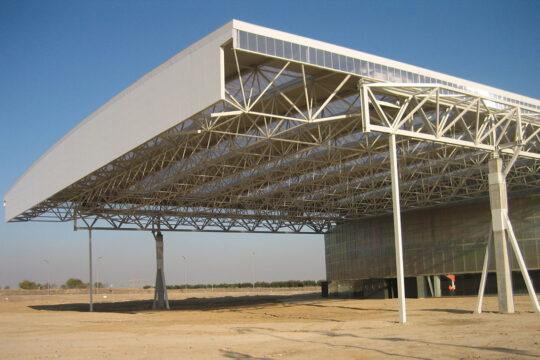 çelik çatı3